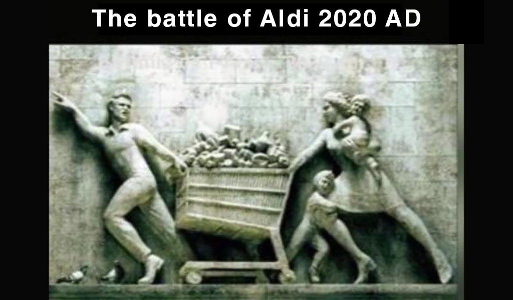 battle of Aldi