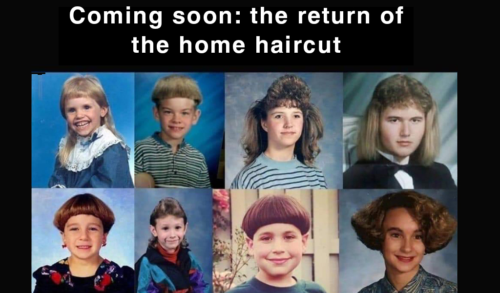 home haircut