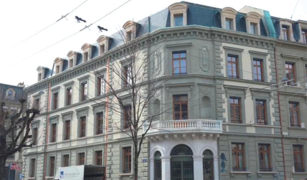 Bâtiment après rénovation