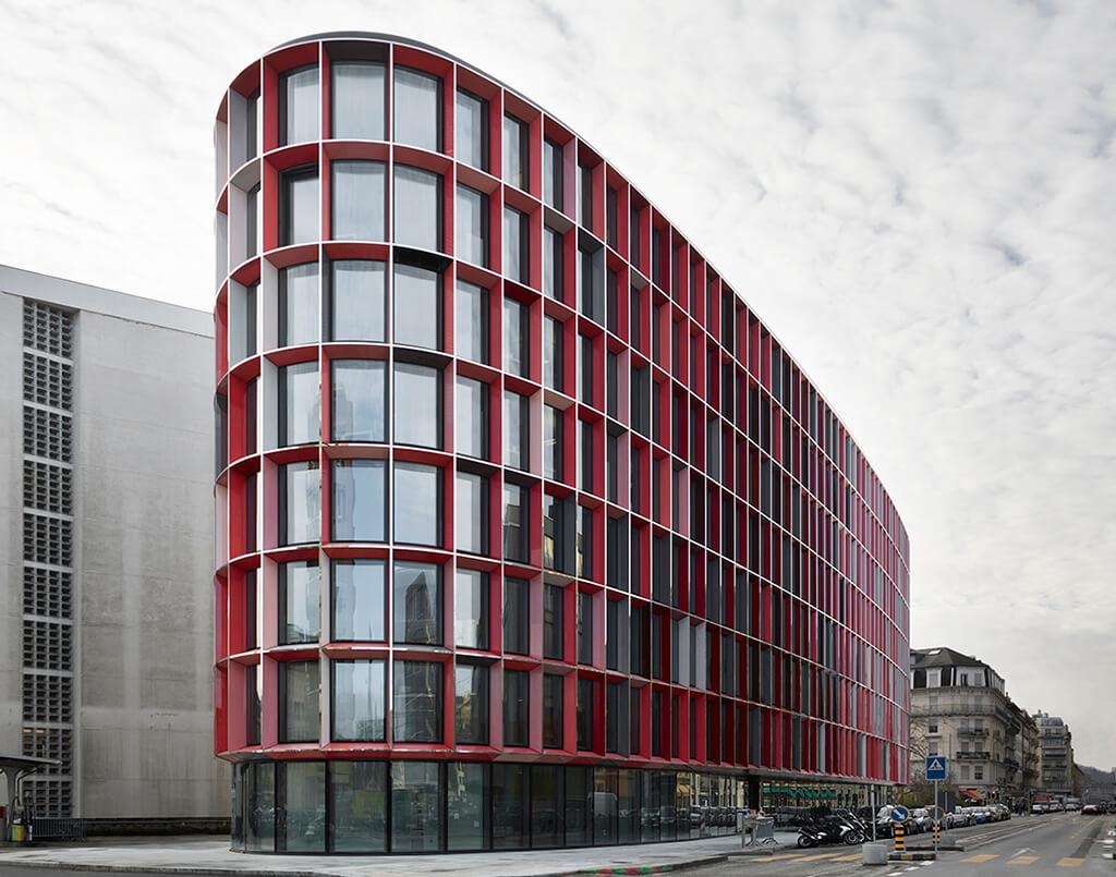 Saint-Georges Center : Vente par appel d'offres en 2 tours conclue en 2016