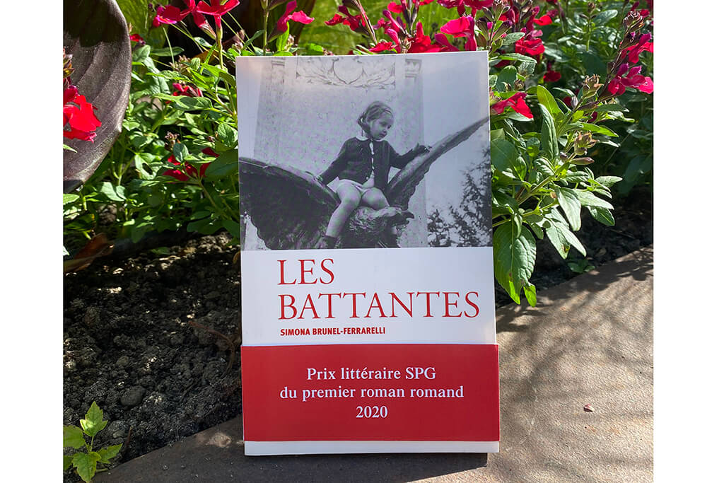 Roman lauréat du Prix littéraire SPG du premier roman romand 2020